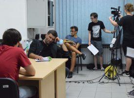 NAŠE FILMSKE NADE Bjelovarski srednjoškolci snimaju igrani film