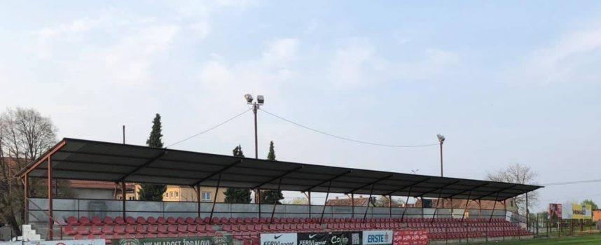 NIŠTA OD FINALA KUPA Odgođena utakmica Mladosti  i Bjelovara