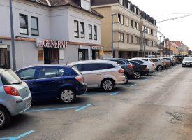 FOTO – Za pronaći parking u Bjelovaru treba imati mnogo sreće