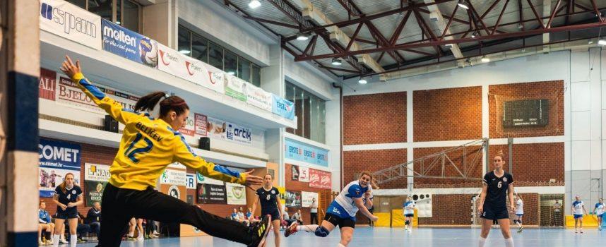 ŽRK BJELOVAR – Jagodina iz Srbije novi europski protivnik