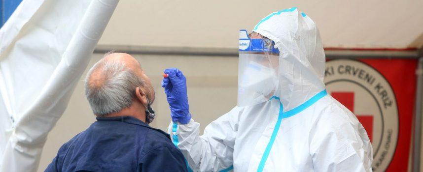 LOŠE VIJESTI – 22 nova slučaja koronavirusa od čega je 19 iz doma za starije i nemoćne osobe