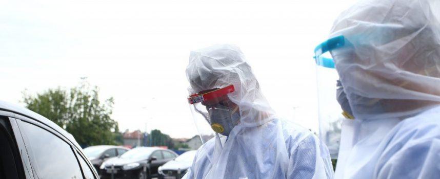 KORONAVIRUS – 78 novih slučajeva u posljednja 24 sata
