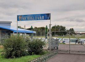 Prva momčad NK Bjelovara u samoizolaciji