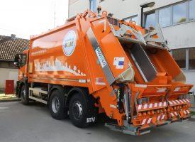 Komunalac uložio u novo dvokomorno vozilo više od dva milijuna kuna