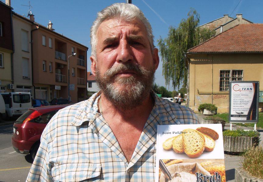 KRUH NAŠ SVAGDAŠNJI Ivan Puljko objavio knjigu o povijesti pekarstva u Bjelovaru