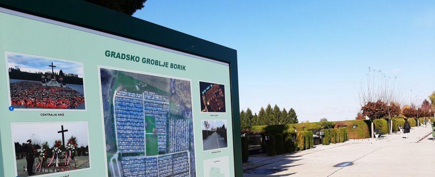 TRAŽILICA POKOJNIKA – Mobilna aplikacija na bjelovarskim grobljima