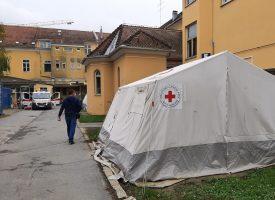 KORONAVIRUS – 116 novih slučajeva zaraze u posljednja 24 sata