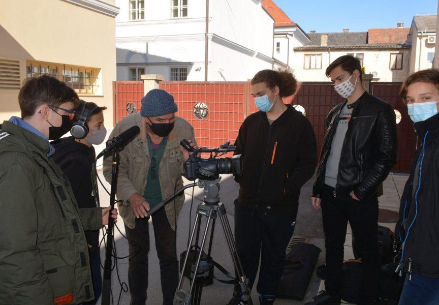MALI DOKUART Mentorovo nesnalaženje ulicama Bjelovara izrodilo ideju za film