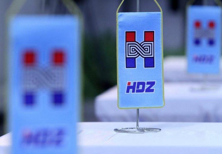 """U nedjelju """"neizvjesni"""" izbori u HDZ-u"""