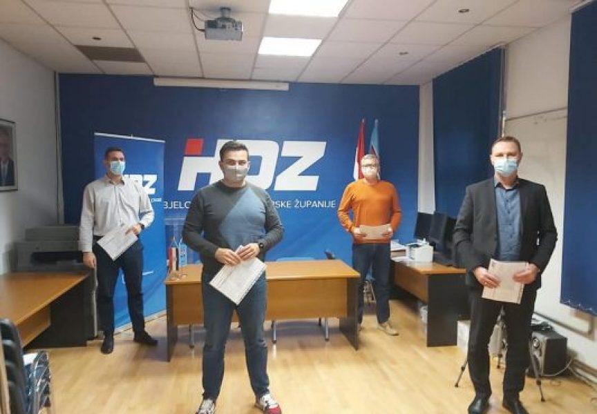 SLUŽBENO – Ante Topalović ostaje na čelu bjelovarskog HDZ-a