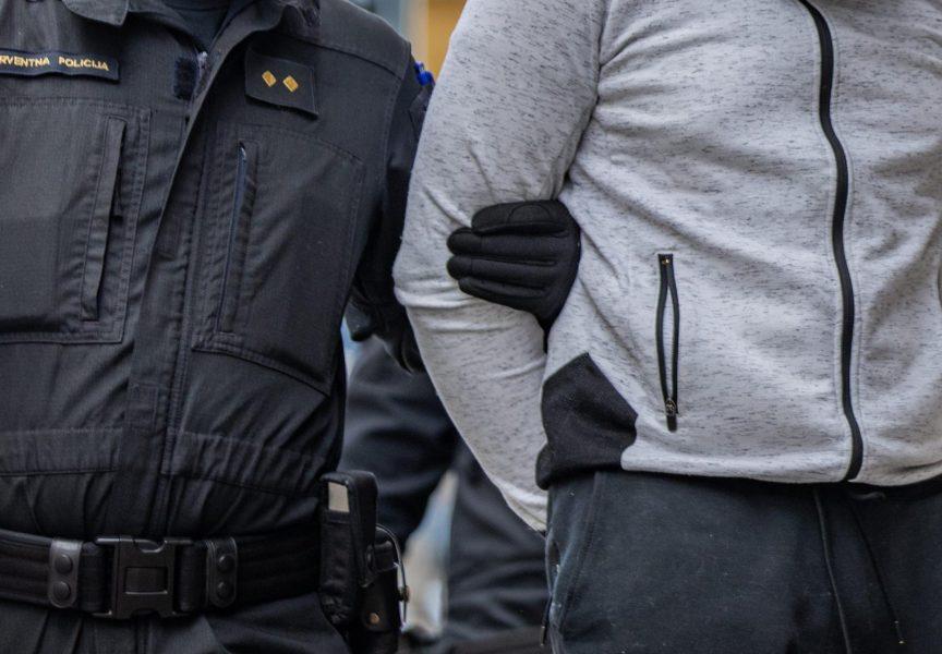 ZLOČINAČKO UDRUŽENJE Zajednička akcija bjelovarske policije i USKOK-a