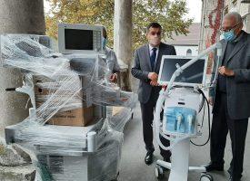 POMOĆ SISKU – Bjelovarska bolnica ustupila jedan respirator Općoj bolnici Sisak