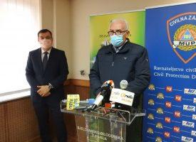 STOŽER – Za Bjelovar se pripremaju pojačane epidemiološke mjere
