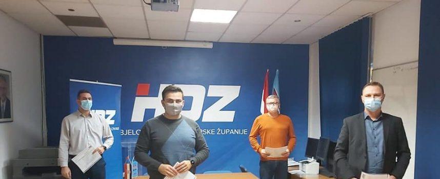 IZBORI U HDZ-u Ante Topalović potvrdio kandidaturu za predsjednika gradskog HDZ-a