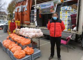OPG Ostojić iz Ploča bjelovarskoj bolnici donirao tonu mandarina