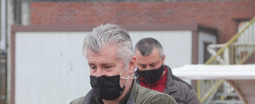 DAVOR ŠUKER: HNS će pomoći oko izgradnje stadiona u Bjelovaru i Ždralovima