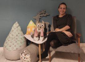 UNIKATNI PROIZVODI –  Bjelovarčanka Antonija u jeku pandemije pokrenula vlastiti posao
