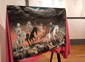 IZLOŽBA U IZOLACIJI – Povodom Noći muzeja Gradski muzej pripremio zanimljivu izložbu u kojoj su sudjelovali brojni građani