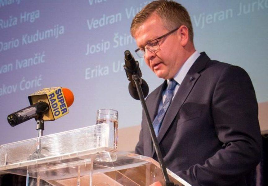 BJELOVAR Zoran Bišćan HDZ-ov je kandidat za gradonačelnika