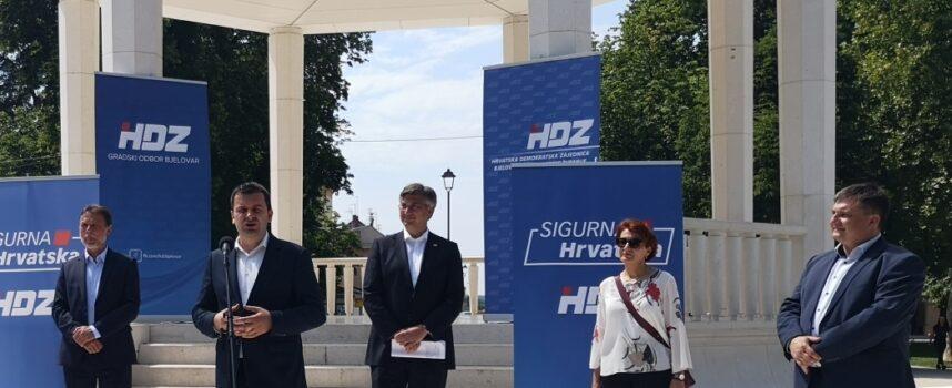 Propala HDZ-ova B-lista za Županijsku skupštinu