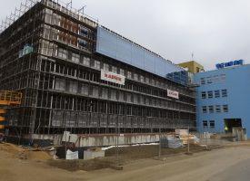 FOTO – NOVA ZGRADA BOLNICE Osigurana financijska sredstva za finalnu fazu izgradnje